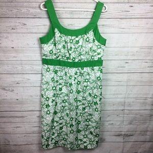 Women's A.N.A Floral Print Dress Size 16